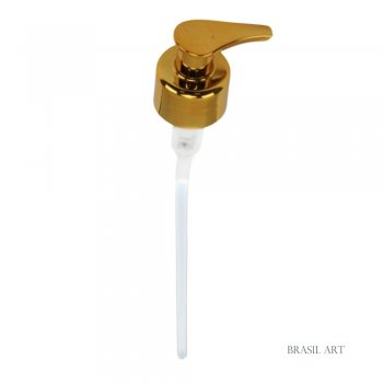 Válvula para Sabonete Líquido Dourada