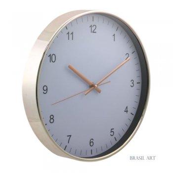 Relógio de Parede Rose Gold M