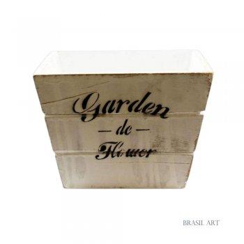 Cachepot Garden em Madeira