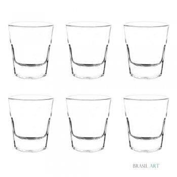 Conjunto de 6 copos para shot 30ml