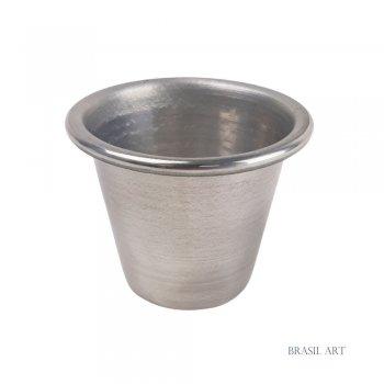 Cachepot em Alumínio P